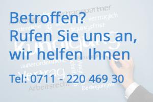 Arbeitslosengeld Arbeitsrecht Stuttgart